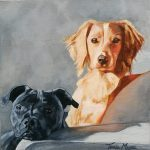 COMMISSIONS (animals) -Adorable Dogs